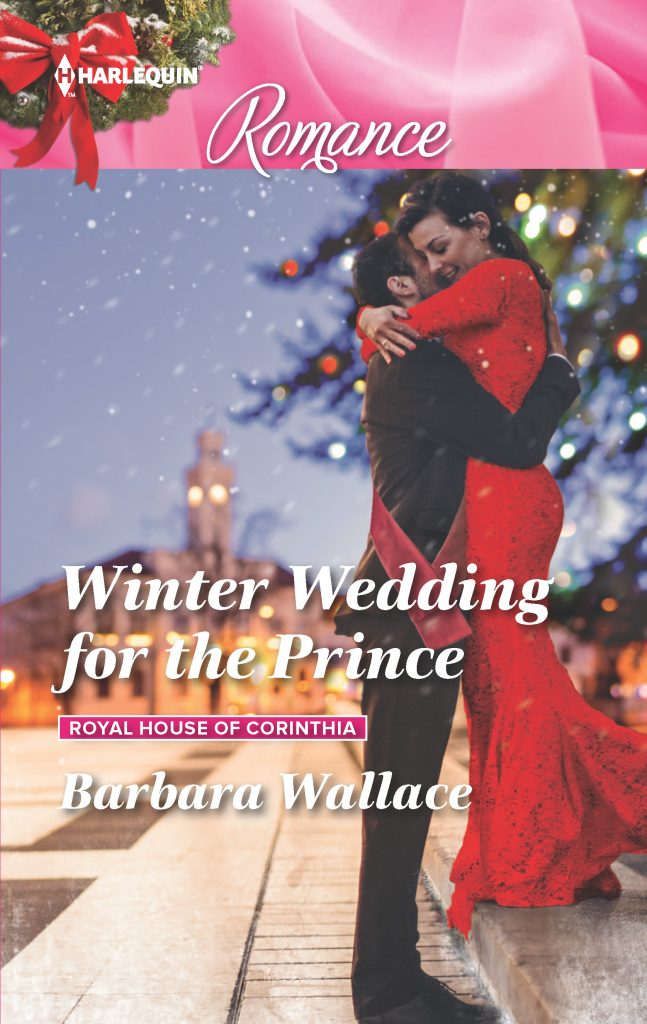 Book Cover: Winter Wedding for the Prince